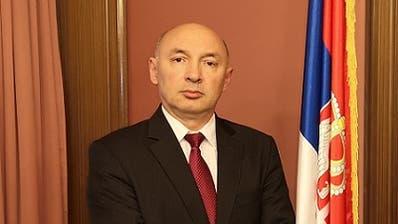 Goran Bradic ist serbischer Botschafter in Bern. (Bild: Botschaft)