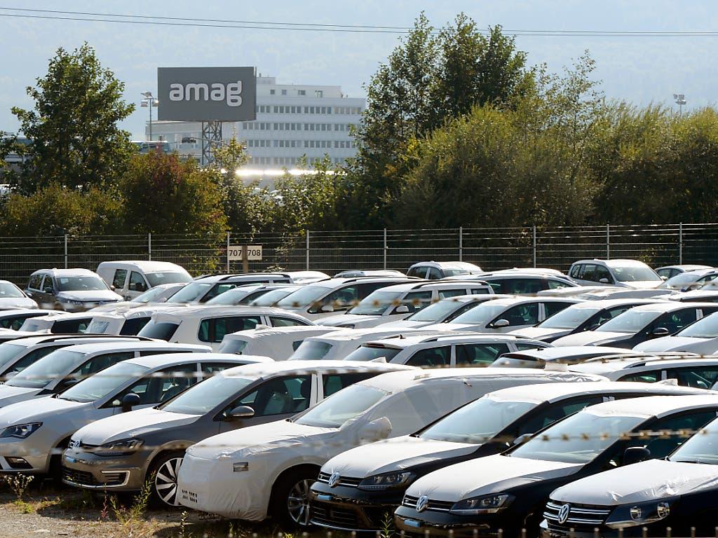 Die Importeure von Neuwagen mussten 2019 rund 78 Millionen Franken Busse bezahlen, weil die verkauften Fahrzeuge die CO2-Grenzwerte nicht einhielten.