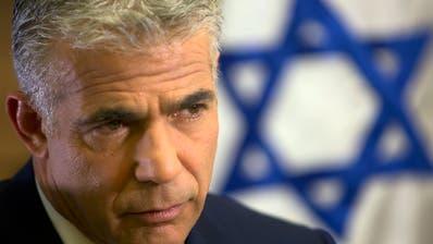 Oppositionsführer in Israel fordert Rücktritt Netanjahus