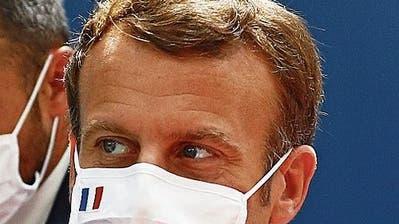 «Ihr haltet mich vielleicht für einen Spinner» – Frankreichs Präsident Emmanuel Macron platzte der Kragen