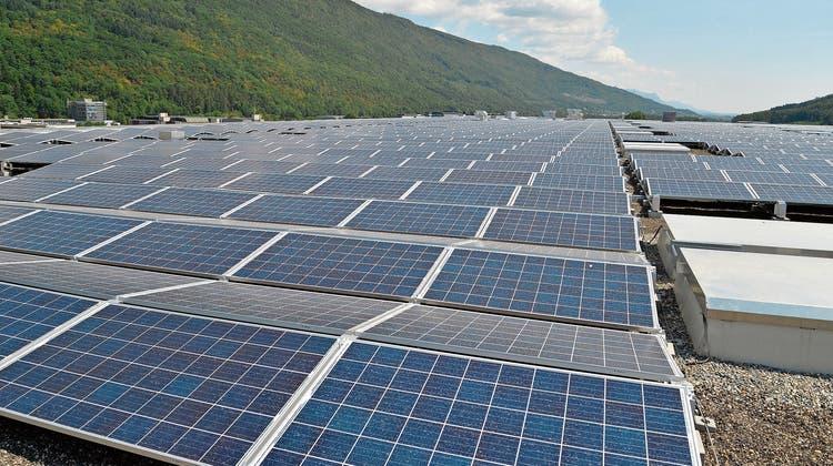 Biel gewinnt den Solaraward