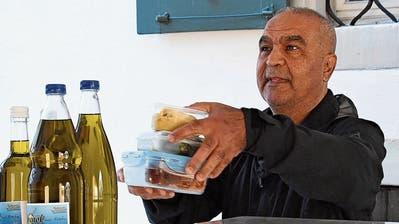 Kochen ist die grosse Leidenschaft des Bischofszeller Stadtoriginals Ayhan Karmis