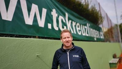 TC Kreuzlingen-Präsident Andreas Schreiber. ((Bild: PD))