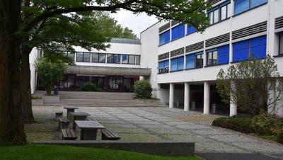 Kantonsschule Sargans: Wann es mit den Bauarbeiten losgehen kann, ist offen. (Michael Kohler)