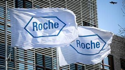 Corona-Tests dämpfen Umsatzrückgang bei Roche