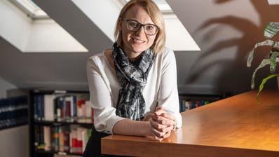 Martina Wäger könnte, wie Maria Pappa in der Stadt St.Gallen, die erste Gemeindepräsidentin in den Wahlkreisen St.Gallen und Rorschach werden. Die CVP-Frau ist in Mörschwil alleinige Kandidatin. (Bild: Ralph Ribi (4. März 2020))