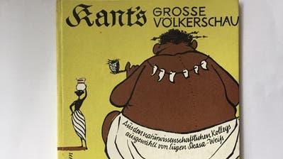 War der grosse Aufklärer Immanuel Kant ein Rassist?