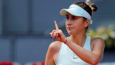 Belinda Bencic spielt mit noch immer mit dem Gedanken, auf ihre Teilnahme bei den US Open zu verzichten. (Chema Moya / EPA)