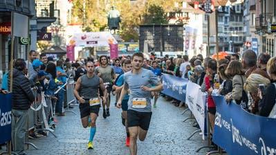 Der Stadtlauf findet dieses Jahr an zwei Tagen statt an einem statt