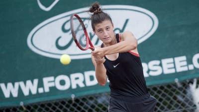 Die 19-jährige Kristina Milenkovic ist Teil des jungen Teams aus Sursee. (Pius Amrein (Sursee, 6. August 2019))