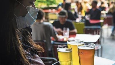 Bleiben Beizen auf Corona-Zeche sitzen? Grüner Stadtparlamentarier fordert die Stadt Wil auf, die Gastrobranche zu unterstützen