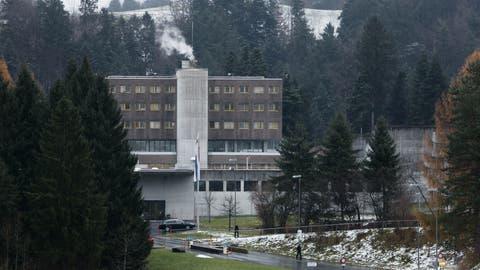 Strafanstalt Bostadel in Menzingen.Zuger Zeitung/Stefan Kaiser (Stefan Kaiser (zuger Zeitung) / Zuger Zeitung)