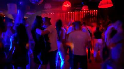 Im Luzerner Rok Klub gilt Maskenpflicht– «99,9 Prozent der Gäste halten sich daran»