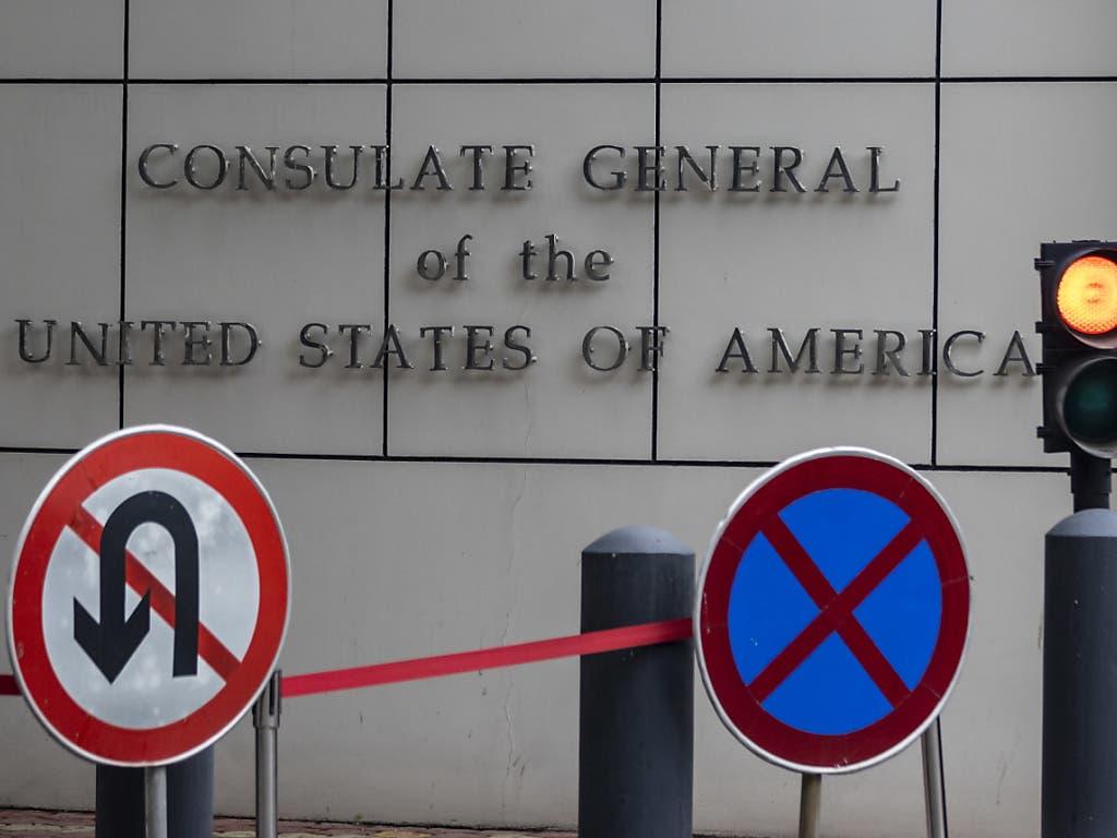 Die Frist zur Schliessung des US-Generalkonsulats im chinesischen Chengdu ist abgelaufen.