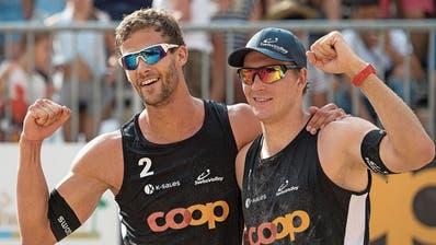 «Es hat beiden sehr wehgetan»: Wie Beachvolleyballer Marco Krattiger die Trennung von seinem langjährigen Partner berührt