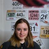 Nicole Göldi aus Sennwald hat ihrenPalmarès mit einer Silbermedaille erweitert. (Bild: Heini Schwendener)