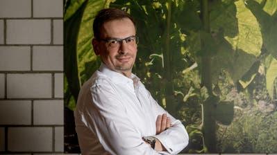 Der 49-jährige Piotr Lipinski leitet neu die JTI-Fabrik. (Bild: Nadia Schärli (Dagmersellen, 23. Juli 2020))