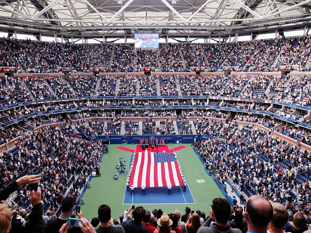 Zuschauer wird es in diesem Jahr am US Open keine geben. Um die Fernsehgelder zu bekommen, wäre die Durchführung für den amerikanischen Tennisverband dennoch enorm wichtig