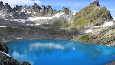 Wandertipp: Die «Fünf-Seen-Wanderung» am Pizol zieht Menschen von nah und fern an