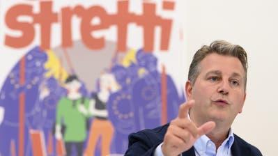 Der neue Präsident der grössten Schweizer Partei könnte vielleicht schon bald aus der italienischsprachigen Schweiz stammen. (Keystone)