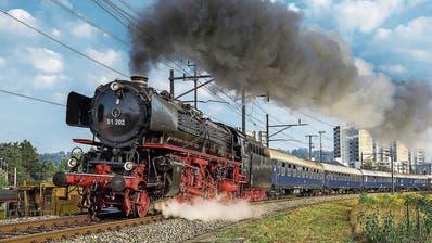 Bahn frei ab Mitte August: Auf Zeitreise mit der Museumsbahn Stein am Rhein – Etzwilen – Singen