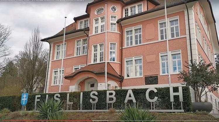 Fislisbach – «a small town in Switzerland»
