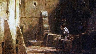 «Jetzt steh' ich auf der Abendwacht»: Bis ins 19. Jahrhundert warnte ein Nachtwächter die Wiler vor drohendem Ungemach