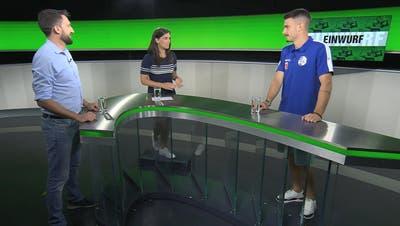 «Wir brauchen noch einige Spieler»: Im FCL-Talk Einwurf spricht Stefan Knezevic über die Schlussphase dieser Meisterschaft