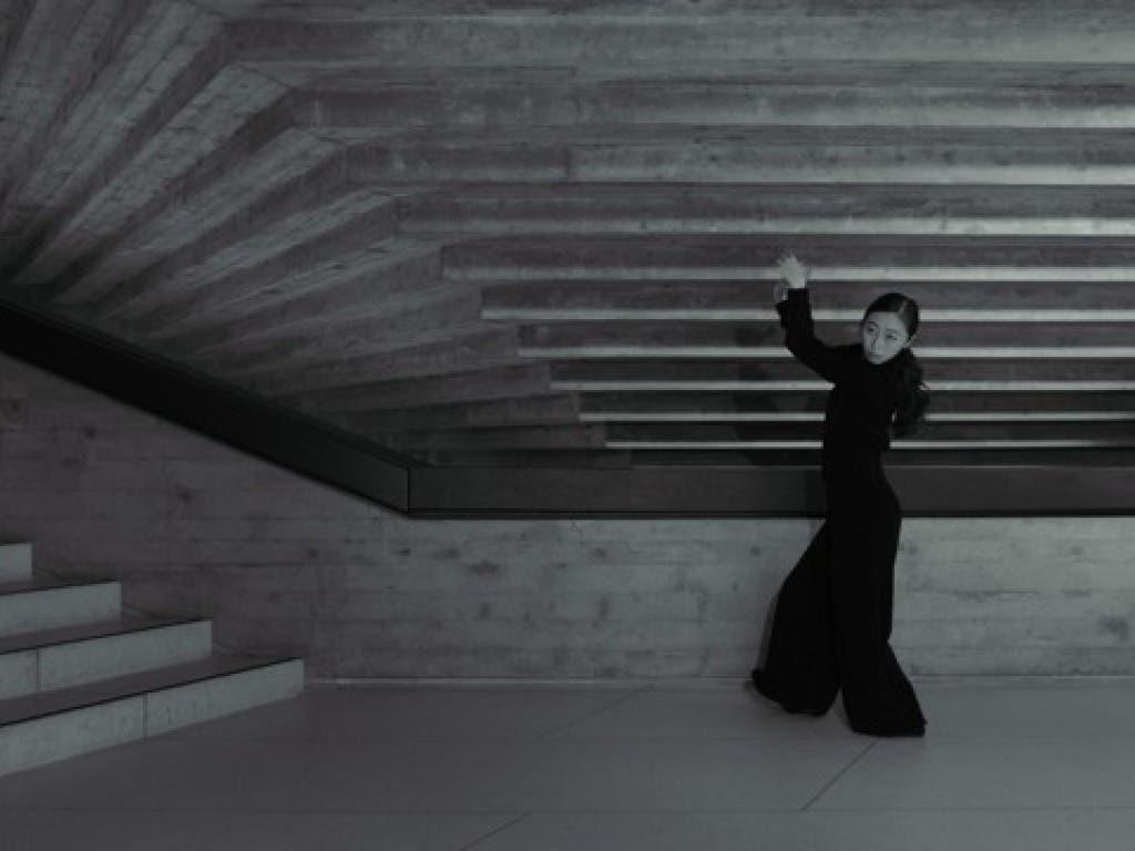 Das St. Galler Tanzensemble nutzte die «Zwischenzeit» während des Corona Lockdowns für den Dreh eines Tanzfilms. «720°» ist eine Hommage an die Architektur des Theatergebäudes.