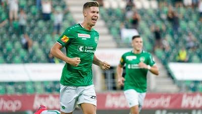 Torspektakel im Kybunpark: Der FC St.Gallen besiegt Xamax mit 6:0 – Itten mitlupenreinem Hattrick