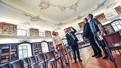 Gesuch um Gesuch arbeitet das Kloster Fischingen an seiner finanziellen Zukunft