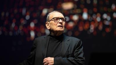 Ikonografische Bilder, legendäre Musik: Sergio Leones und Ennio Morricones Film «Spiel mir das Lied vom Tod». (Alamy / www.alamy.com)