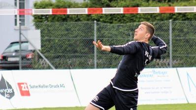 Simon Stäbler von Rickenbach-Wilen überzeugt im Angriff. (Bild: PD)