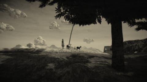 Eine Szene aus dem Videospiel «Mundaun». (PD)