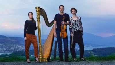 Das Trio Tacchi Alti. ((Bild: PD))