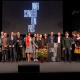 Preisübergabe des Innerschweizer Filmpreises 2019. (Bild: PD)