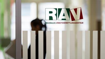 Das RAV in St. Gallen. (Luca Linder)