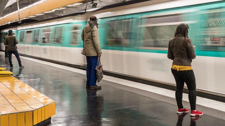 Für den «Grand Paris Express» werden in Frankreichs Hauptstadt zahlreiche neue Bahnhöfe gebaut. (Symbolbild) (Keystone)