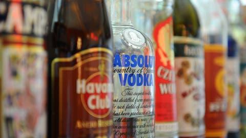 Pascale Dürr und ihre Tochter sollen einen Grosseinkauf von hochprozentigem Alkohol unternommen haben. (Ralph Ribi)