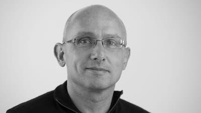 Beat Lanzendorfer, Redaktor. (Bild: Beat Lanzendorfer)