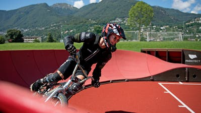 Philipp Hartmann, Leiter der Abteilung Sport Nidwalden. (Bild: Corinne Glanzmann (Tenero, 13. August 2019))