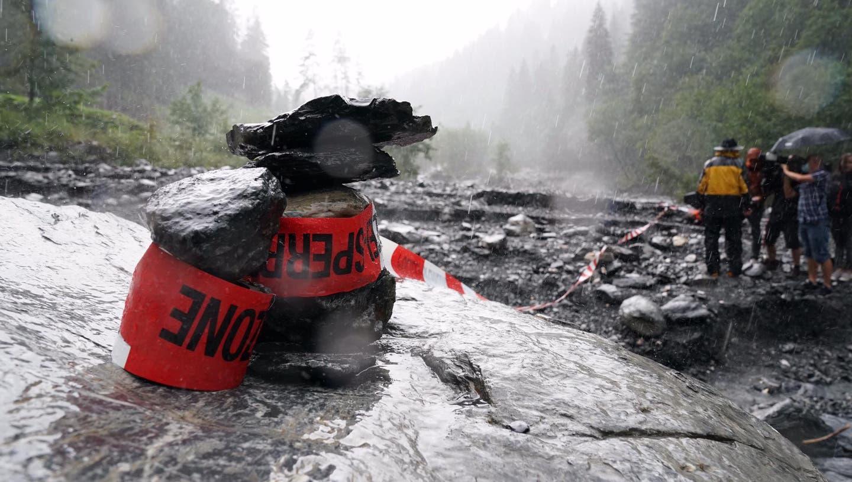 Nach Canyoning-Unfall in Vättis: Suche nach vermisstem Mann wegen erneuter Regenfälle unterbrochen – Polizei geht von vier Toten aus
