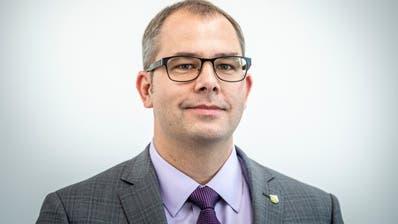 Frauenfeld 16.06.2020 TG - Coronavirus Pressekonferenz des Kanton Thurgaus (neuste Entscheide des Regierungsrates). Regierungsrat Urs Martin. (Andrea Stalder)