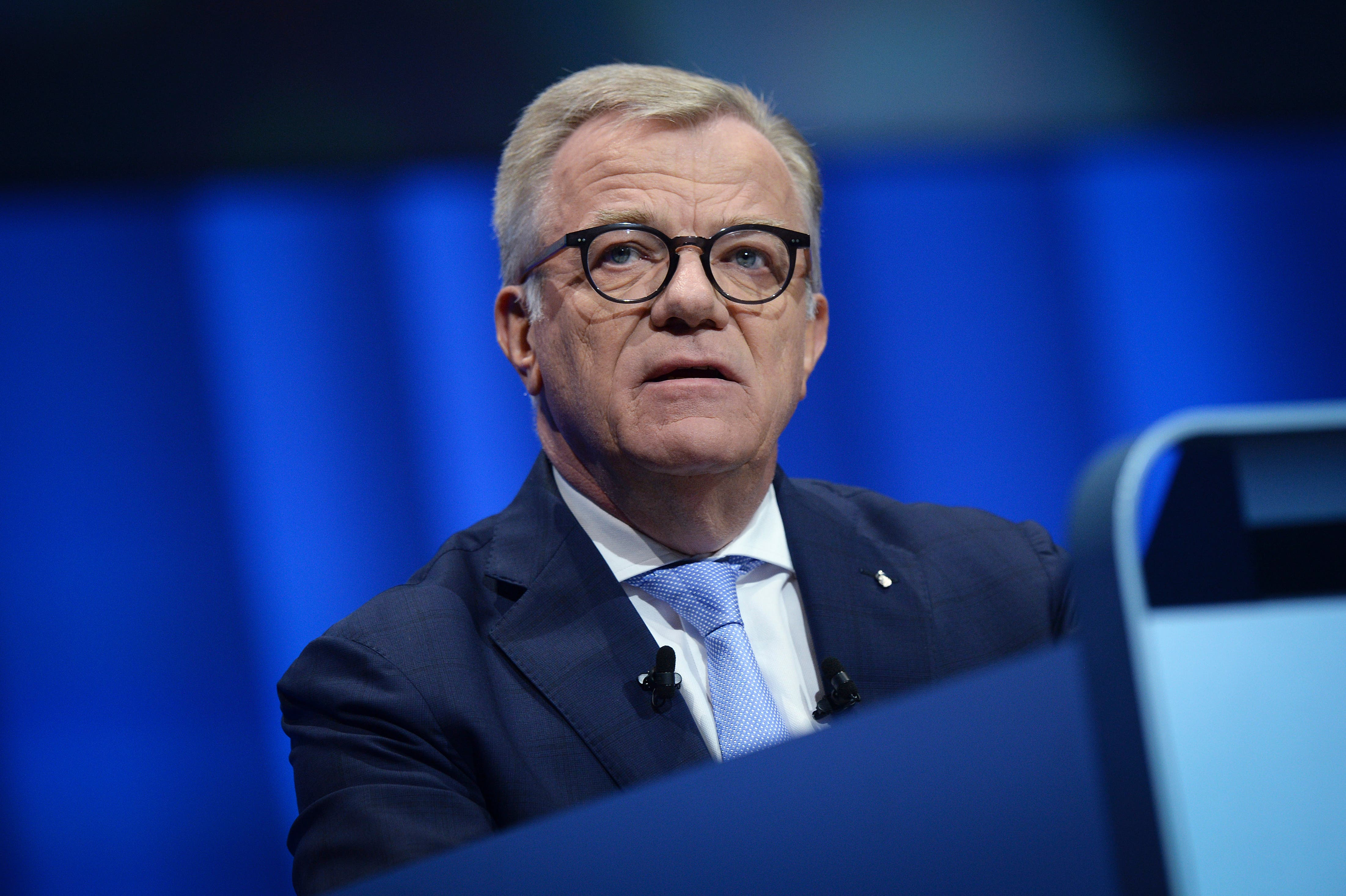 «Ich bin gegen die Initiative, weil ich den bilateralen Weg und unseren Zugang zum EU-Markt nicht gefährden will.» Hansueli Loosli, VR-Präsident Coop und Swisscom.