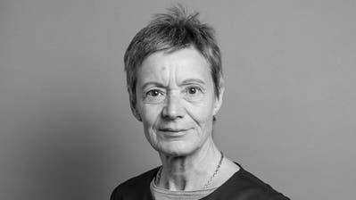 Kulturredaktorin Sabine Altorfer. (CH Media)