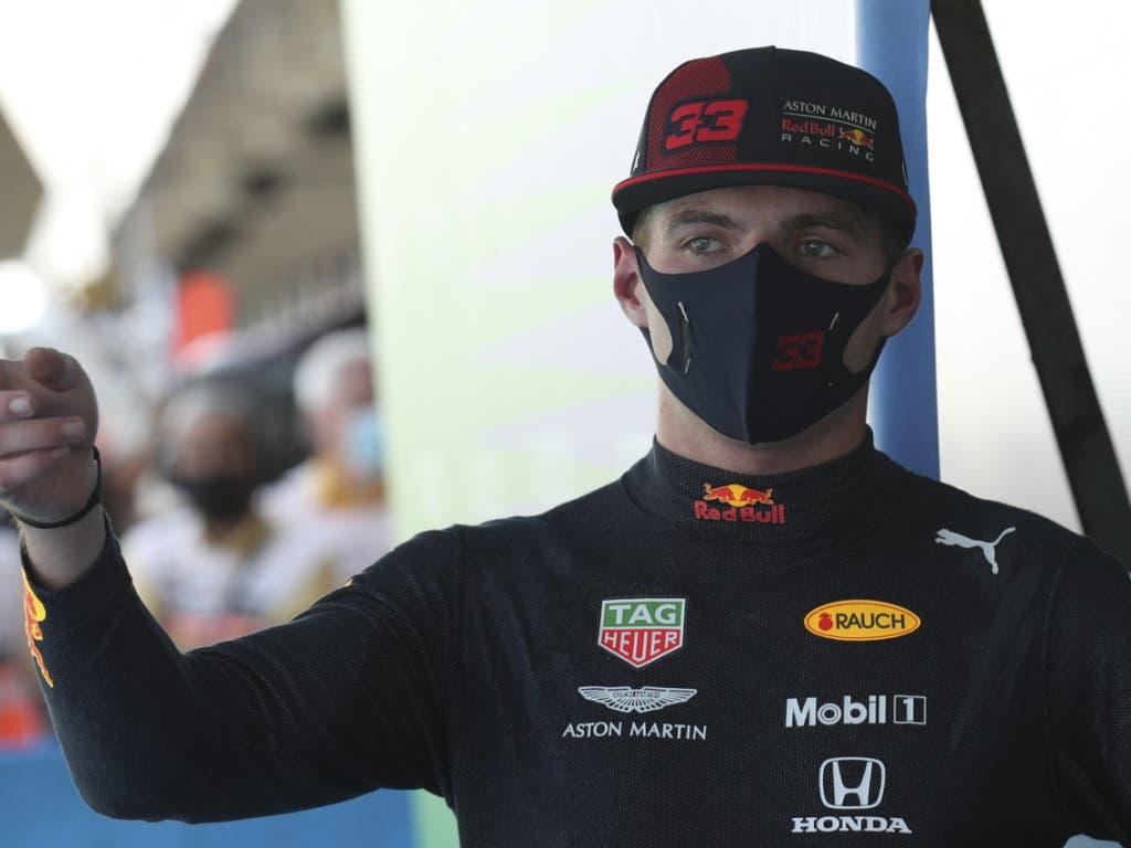 Red-Bull-Fahrer Max Verstappen war es eine Woche nach seinem Sieg in der Hitzeschlacht von Silverstone erneut als einziger Fahrer gelungen, das hohe Renntempo von Mercedes mitzugehen