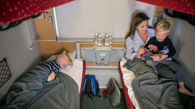 Reisen im Nachtzug werden immer populärer (Symbolbild). (ÖBB)