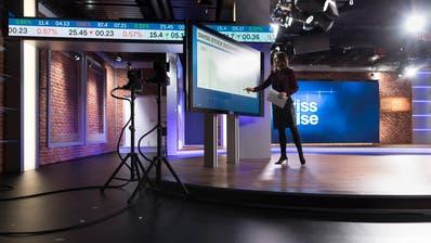 CNN Money Switzerland ist ein Ableger des US-Fernsehsenders CNN. (Keystone)