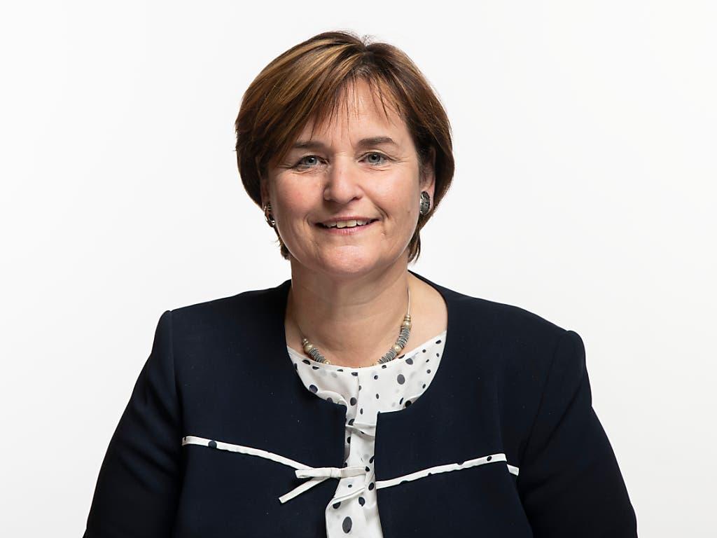 Ständerätin Marina Carobbio Guscetti (SP/TI) präsidiert das Kunst- und Kulturprojekt Hommage 2021.