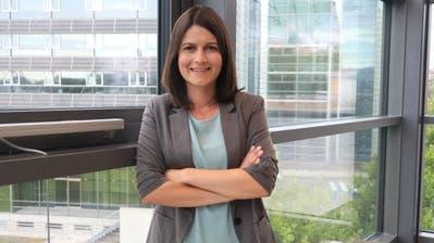 Barbara Hutter (FDP) will in denGaiserwalder Gemeinderat. Es wäre ihr erstes politisches Amt. (Perrine Woodtli (13. August 2020))